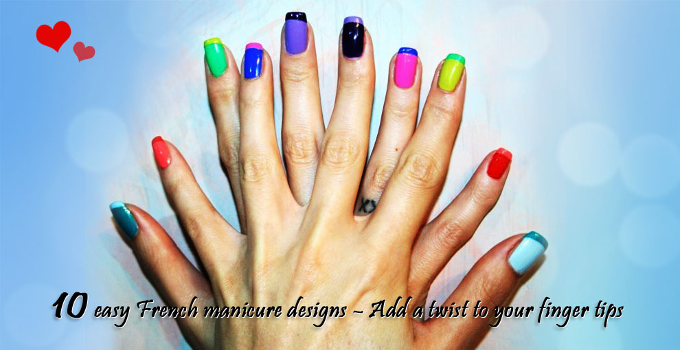 nail art design – Adrija\'s Notebook