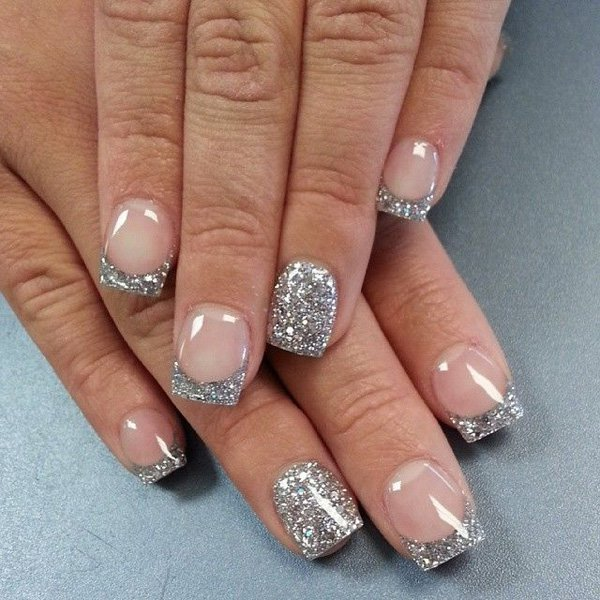 French Polish Nail Art Designs Hession Hairdressing